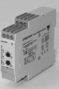 Carlo GAVAZZI dpb02cm48 Relè di monitoraggio di fase 3 perdita Asimmetria