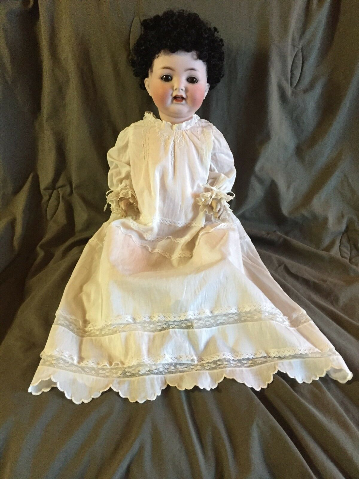 Antique doll Heubach baby 342 - 9
