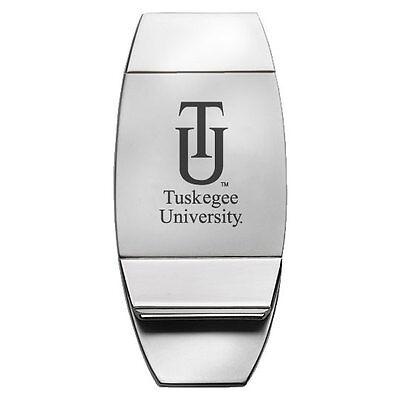 Tuskegee University - Two-Toned Money Clip