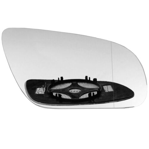 Right side for Audi A8 2003-2007 Wide Angle heated wing door mirror glass