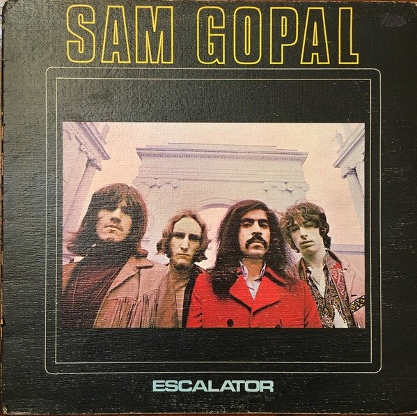 LP, SAM GOPAL (LEMMY FRA MOTORHEAD), ESCALATOR, Rock, LP ,…