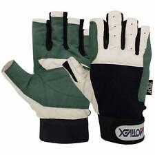 Sailing Gloves Yachting Rope Kayak Dinghy Fishing Water Ski Cut Finger Glove Med