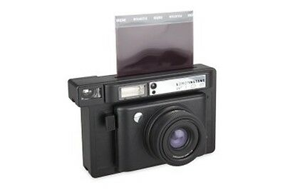 Lomo'Instant Wide Camera Black