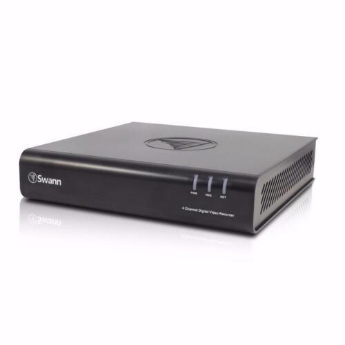 Swann SRDVR-44350H DVR4-4350 TVI 4 Channel HD 720p Security DVR with 500 GB HDD