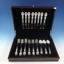Melrose by Gorham Sterling Silver Flatware Set for 8 Service 32 Pieces