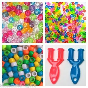 Loom-band-accessories-charms-c-clips-mini-tool-beads