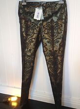 BNWT PIERRE BALMAIN Women's Trousers Size IT 42 RRP £289