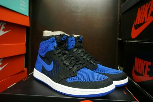 5 Retro Zapatillas Tamaño 10 para Jordan 919704 Flyknit 1 Air royal 006 Nike hombre Hi TqTwRO