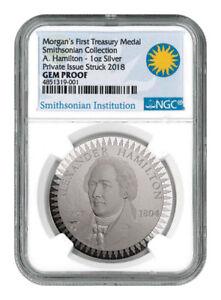 1903-Morgan-Treasury-1-oz-Silver-PF-Pattern-NGC-GEM-Proof-Smithsonian-SKU54457