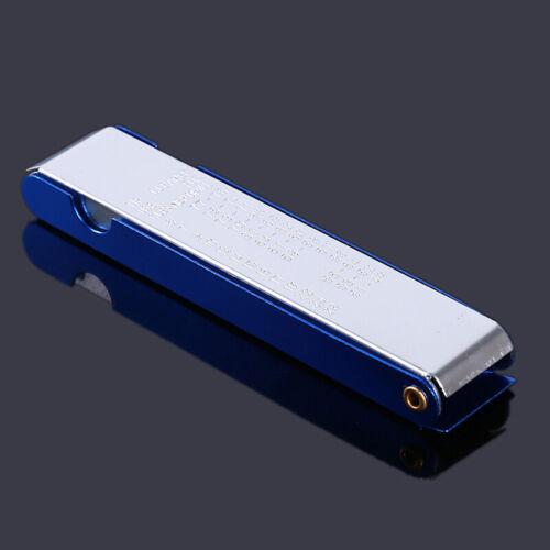 Mini Aiguille Buse Tip Cleaner Portable Chalumeau fichier étui Stockage H
