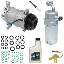 New A/C Compressor Kit With Clutch With Front AC KT 1108