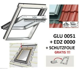 velux dachfenster kunststoff mk06 78x118 edz alternative ggu 0070 thermo 5702327608468 ebay. Black Bedroom Furniture Sets. Home Design Ideas