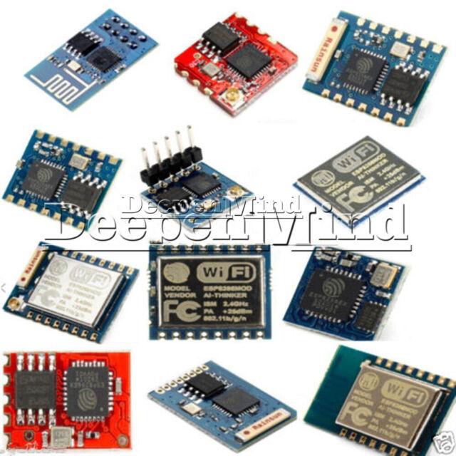 ESP8266 ESP 01 01S 02 03 04 05 06 07 08 09 10 11 12 12E 12F 13 14 WIFI Module