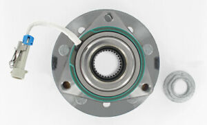 Wheel Bearing and Hub Assembly Front SKF BR930080