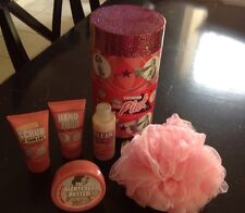 "Soap & Glory ""Take Your Pink"" Bath And Body Gift Set, NWT."