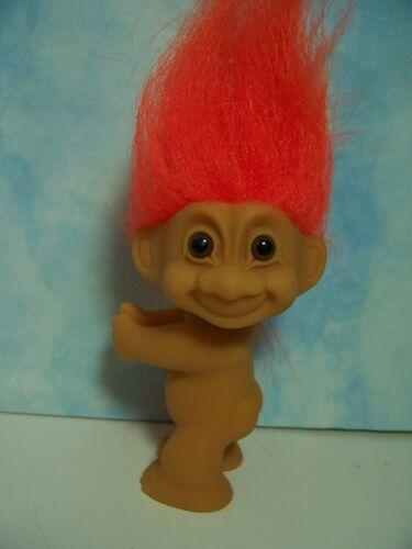 "GRABBER TOLL 3/"" Russ Troll Doll NAKED CLIP NEW IN BAG"