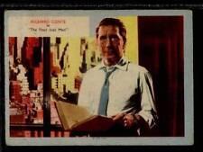 (Gg313-348) A & BC Gum, Who-Z-At-Star?, #26 Richard Conte 1958 G-VG