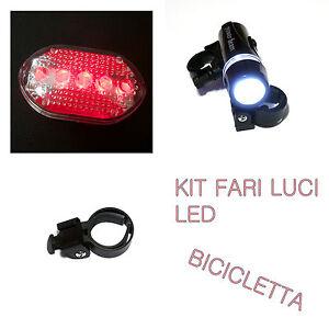 Bike Balls Luci Divertenti Fari LED a forma di Testicoli per Bicicletta