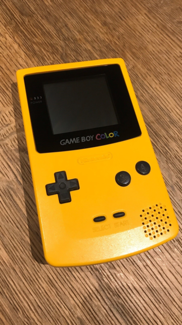 Nintendo Game Boy Color, Perfekt fungerende gameboy color,…