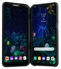 LG V50 ThinQ - 128GB - New Aurora Black (Unlocked) (Single SIM)