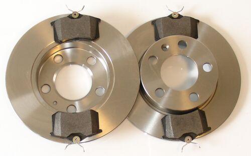 Kia Carens II 1.8-set 2 disques de frein 4 Garnitures Arrière
