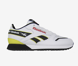 Details about NEW! Reebok Classic Leather Ripple EG5219 WhitePrimal RedGold Yellow Shoes c1
