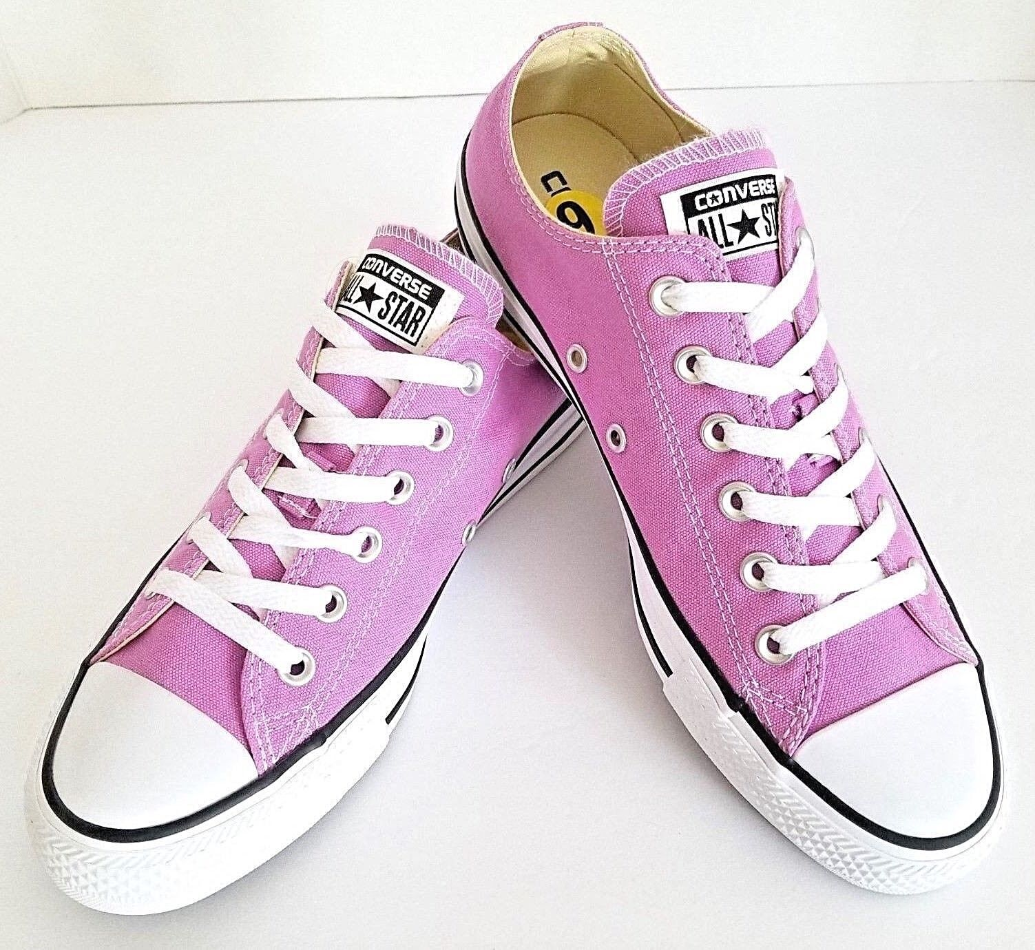 CONVERSE ALL STAR TAYLOR CHUCK TAYLOR STAR LT PURPLE SNEAKERS WOMEN'S SZ 9  Herren 7 NWT 49eac5
