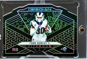 2019-Obsidian-Vitreous-Todd-Gurley-Electric-Etch-Black-28-50-Rams-Falcons-Nice
