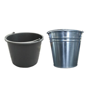 Buckets Garden Water Mortar Feed Maurer