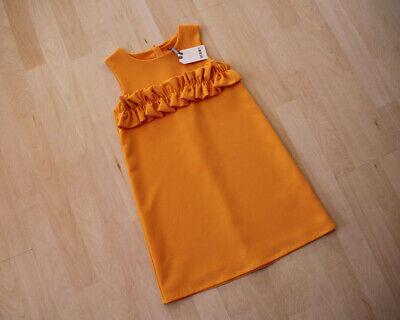 neue sorten Shop für echte heißes Produkt NEU mit Etikett Kleid NEXT Tunika gelb senfgelb Sommerkleid Gr. 128 / 8  Jahre   eBay