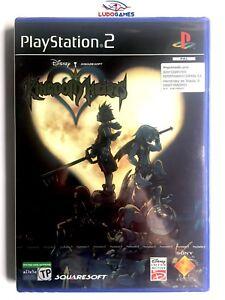 Kingdom-Hearts-PS2-SPA-Retro-Nuevo-New-Sealed-Precintado-Playstation-Videojuego