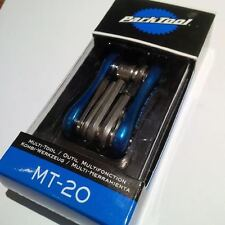 Park Tool MT-20  Mini Fold Up Multi -Tool with forged aluminum side plates
