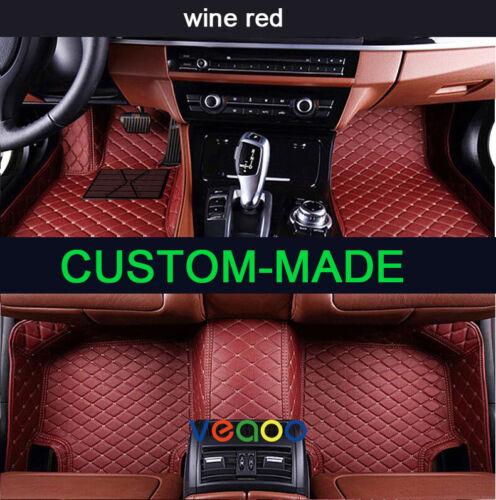 Car Floor Mats for Lexus NX Series 2015-2018 Custom-Fit All Weather Auto Carpets