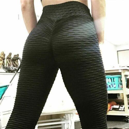Fitness Caviglia-Leggings Donna Lunghezza Traspirante Pantaloni Leggings Donna standard FOL