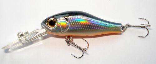 Bait Predators Trout ZIPBAITS Rigge Deep 35f Fishing Hook Japanese Hard