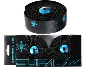 Supacaz Super Sticky Kush Galaxy Bike Bar tape Black //Oil Slick //Pink //Red //Blue
