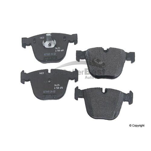 New Genuine Disc Brake Pad Set Rear 34216768471 for BMW