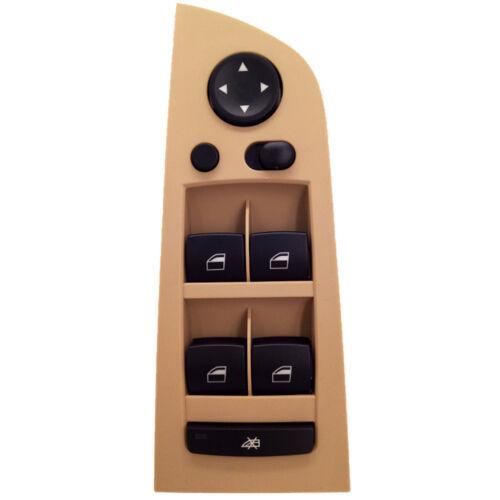 Bouton commande interrupteur de leve vitre avant gauche 61319132137 61319217334