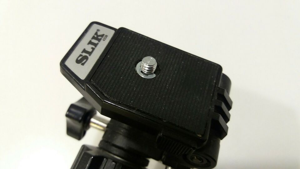 Fotostativ, Slik, 800GFL Deluxe