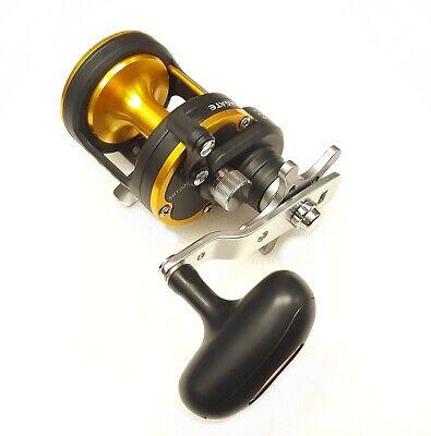 Daiwa Seagate Star Drag Conventional 6.4:1 Right Hand Fishing Reel 40H SGT40H