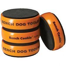 Werkstückauflagen Bench Cookie 4er Pack Werkstückstopper Rutschfest 989466