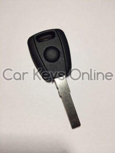 FREE KEY CUTTING Fiat Transponder Key 500 Punto 595