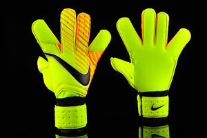 Nike Grip 3 Tw Torwart Fussball Handschuhe Gs0347 715 Orange