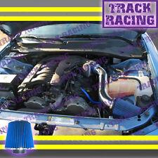 05-10 DODGE MAGNUM CHARGER CHALLENGER CHRYSLER 300 C 3.5L V6 AIR INTAKE KIT Blue