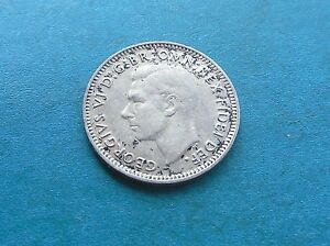Australia-1949-Threepence-in-Good-Condition