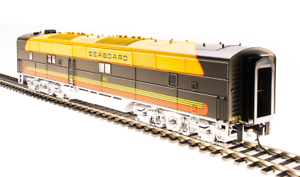 Broadway Limited 5403 HO Scale EMD E4 B-unit SAL Citrus Scheme DCC W Sound