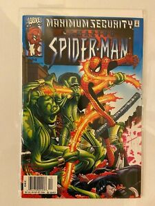 Amazing Spider-Man #24 (2nd Series) Rare Newsstand Cover VF/ NM