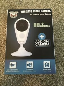 Brand New Night Owl Security Add-On Indoor Wireless 1080P AC Powered Camera