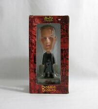 NEW 2004 Buffy Vampire Slayer ✧ SPIKE ✧ Bobble Buddies Angel Figure MISB