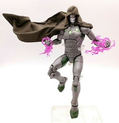 White Cape with Hat for Hasbro Marvel Legends Infamous Iron Man No Figure